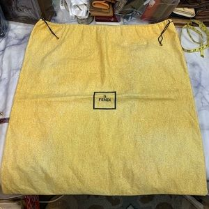 FENDI dustbag storage bag